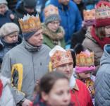 Tuchola Orszak  Trzech Króli 6.01.2018 fot. Andrzej Drelich-156