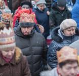 Tuchola Orszak  Trzech Króli 6.01.2018 fot. Andrzej Drelich-157