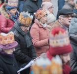 Tuchola Orszak  Trzech Króli 6.01.2018 fot. Andrzej Drelich-158