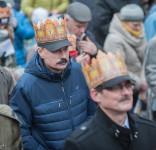 Tuchola Orszak  Trzech Króli 6.01.2018 fot. Andrzej Drelich-164