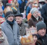 Tuchola Orszak  Trzech Króli 6.01.2018 fot. Andrzej Drelich-167