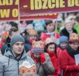 Tuchola Orszak  Trzech Króli 6.01.2018 fot. Andrzej Drelich-172