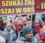 Tuchola Orszak  Trzech Króli 6.01.2018 fot. Andrzej Drelich-173