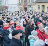 Tuchola Orszak  Trzech Króli 6.01.2018 fot. Andrzej Drelich-178