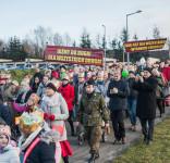 Tuchola Orszak  Trzech Króli 6.01.2018 fot. Andrzej Drelich-18