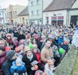 Tuchola Orszak  Trzech Króli 6.01.2018 fot. Andrzej Drelich-184