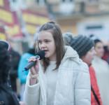 Tuchola Orszak  Trzech Króli 6.01.2018 fot. Andrzej Drelich-186