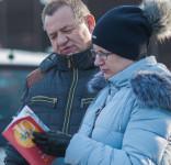 Tuchola Orszak  Trzech Króli 6.01.2018 fot. Andrzej Drelich-2