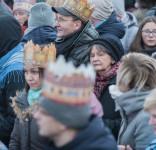 Tuchola Orszak  Trzech Króli 6.01.2018 fot. Andrzej Drelich-207