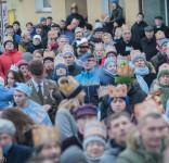 Tuchola Orszak  Trzech Króli 6.01.2018 fot. Andrzej Drelich-209