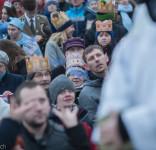Tuchola Orszak  Trzech Króli 6.01.2018 fot. Andrzej Drelich-210