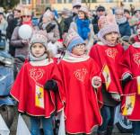 Tuchola Orszak  Trzech Króli 6.01.2018 fot. Andrzej Drelich-22
