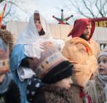 Tuchola Orszak  Trzech Króli 6.01.2018 fot. Andrzej Drelich-221