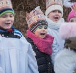 Tuchola Orszak  Trzech Króli 6.01.2018 fot. Andrzej Drelich-228