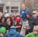 Tuchola Orszak  Trzech Króli 6.01.2018 fot. Andrzej Drelich-253