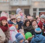 Tuchola Orszak  Trzech Króli 6.01.2018 fot. Andrzej Drelich-255