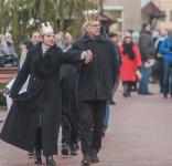Tuchola Orszak  Trzech Króli 6.01.2018 fot. Andrzej Drelich-258