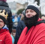 Tuchola Orszak  Trzech Króli 6.01.2018 fot. Andrzej Drelich-264