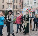 Tuchola Orszak  Trzech Króli 6.01.2018 fot. Andrzej Drelich-266