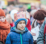 Tuchola Orszak  Trzech Króli 6.01.2018 fot. Andrzej Drelich-27
