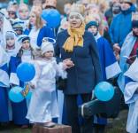 Tuchola Orszak  Trzech Króli 6.01.2018 fot. Andrzej Drelich-28