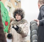 Tuchola Orszak  Trzech Króli 6.01.2018 fot. Andrzej Drelich-34