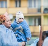 Tuchola Orszak  Trzech Króli 6.01.2018 fot. Andrzej Drelich-41