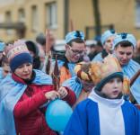 Tuchola Orszak  Trzech Króli 6.01.2018 fot. Andrzej Drelich-50