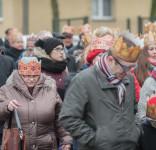 Tuchola Orszak  Trzech Króli 6.01.2018 fot. Andrzej Drelich-56