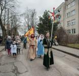 Tuchola Orszak  Trzech Króli 6.01.2018 fot. Andrzej Drelich-66