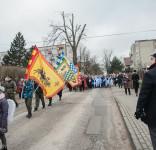 Tuchola Orszak  Trzech Króli 6.01.2018 fot. Andrzej Drelich-67