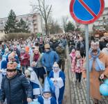 Tuchola Orszak  Trzech Króli 6.01.2018 fot. Andrzej Drelich-69