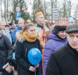 Tuchola Orszak  Trzech Króli 6.01.2018 fot. Andrzej Drelich-76