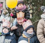 Tuchola Orszak  Trzech Króli 6.01.2018 fot. Andrzej Drelich-77