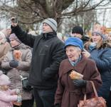 Tuchola Orszak  Trzech Króli 6.01.2018 fot. Andrzej Drelich-78