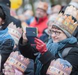 Tuchola Orszak  Trzech Króli 6.01.2018 fot. Andrzej Drelich-86