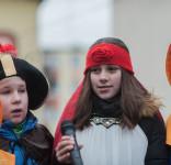 Tuchola Orszak  Trzech Króli 6.01.2018 fot. Andrzej Drelich-87