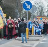 Tuchola Orszak  Trzech Króli 6.01.2018 fot. Andrzej Drelich-92