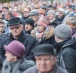 Tuchola Orszak  Trzech Króli 6.01.2018 fot. Andrzej Drelich-97