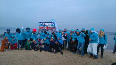 Morsy Śliwice na Międzynarodowym Zlocie Morsów 11.02.2018 fot. UG Śliwice