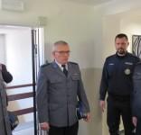 Posterunek policji w Gostycynie po remoncie 02.2018 fot. KPP Tuchola 2