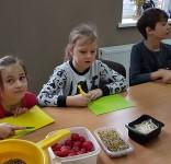 ŚNIADANIE DAJE MOC – Mała Szkoła w Klonowie 03.2018 23