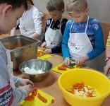 ŚNIADANIE DAJE MOC – Mała Szkoła w Klonowie 03.2018 26