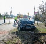 Kolizja Rudzkii Most 13.04.2018-17