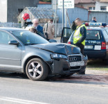 Kolizja Rudzkii Most 13.04.2018-5