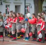 Święto Flagi Tuchola ZHP 2.05.2018-6