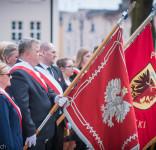 Święto Konstytucji 3 Maja Tuchola rynek 2018-17