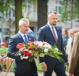 Święto Konstytucji 3 Maja Tuchola rynek 2018-19