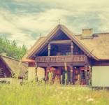 Dom Twórczy  Krzywogoniec fot. Andrzej Drelich