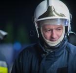 Pożar budynek mieszkalny Kamionka gm. Śliwice 3.05.2018-18